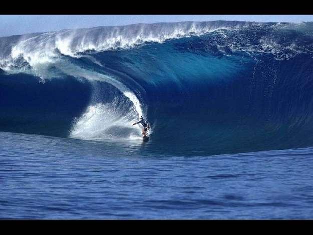 Top Ten Big Wave Spots