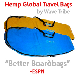 Wave Tribe Global Travel Bags
