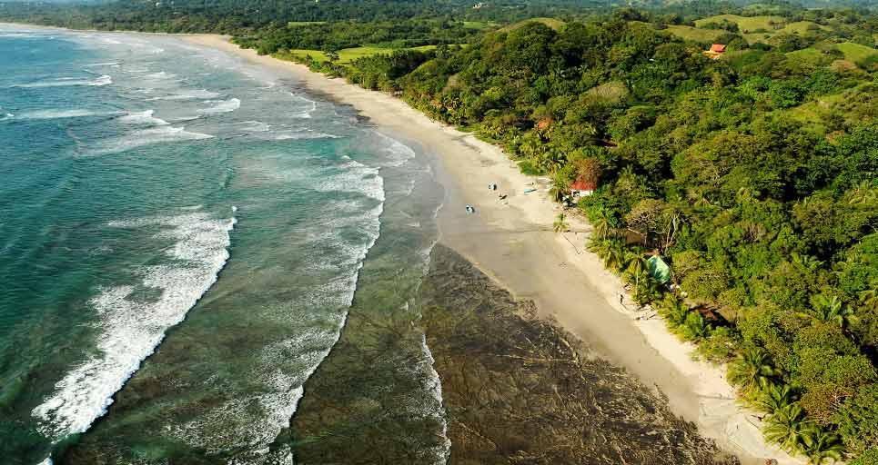 Surfing Nosara Costa Rica Surf Guide