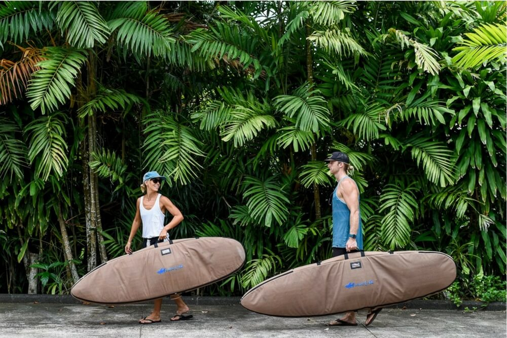 Join Holly For Yoga Surf Retreat in Nica